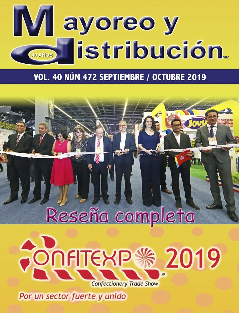 Septiembre-octubre Reseña Confitexpo 2019